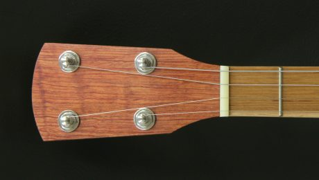 Custom Left Handed Tenor Banjo