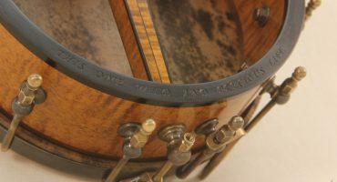 Banjo Rim Engraving