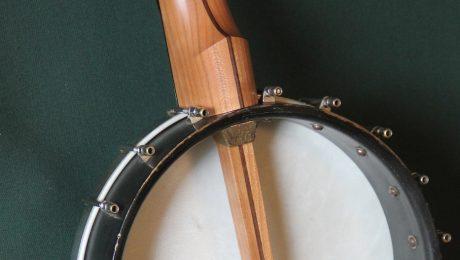 WA Cole Banjo Mandolin Rim with Seeders Conversion Neck