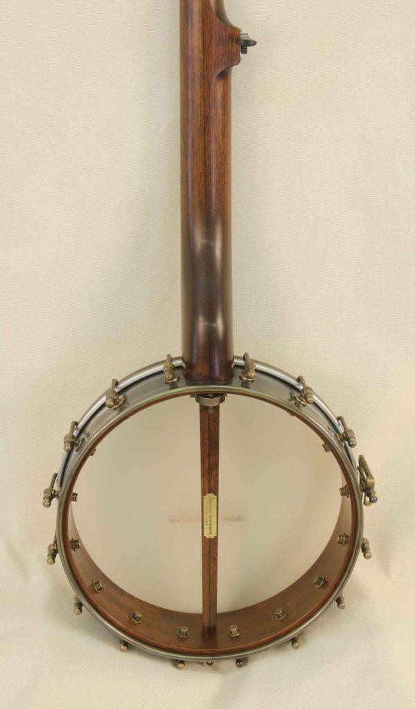 Custom Spunover Slothead Banjo
