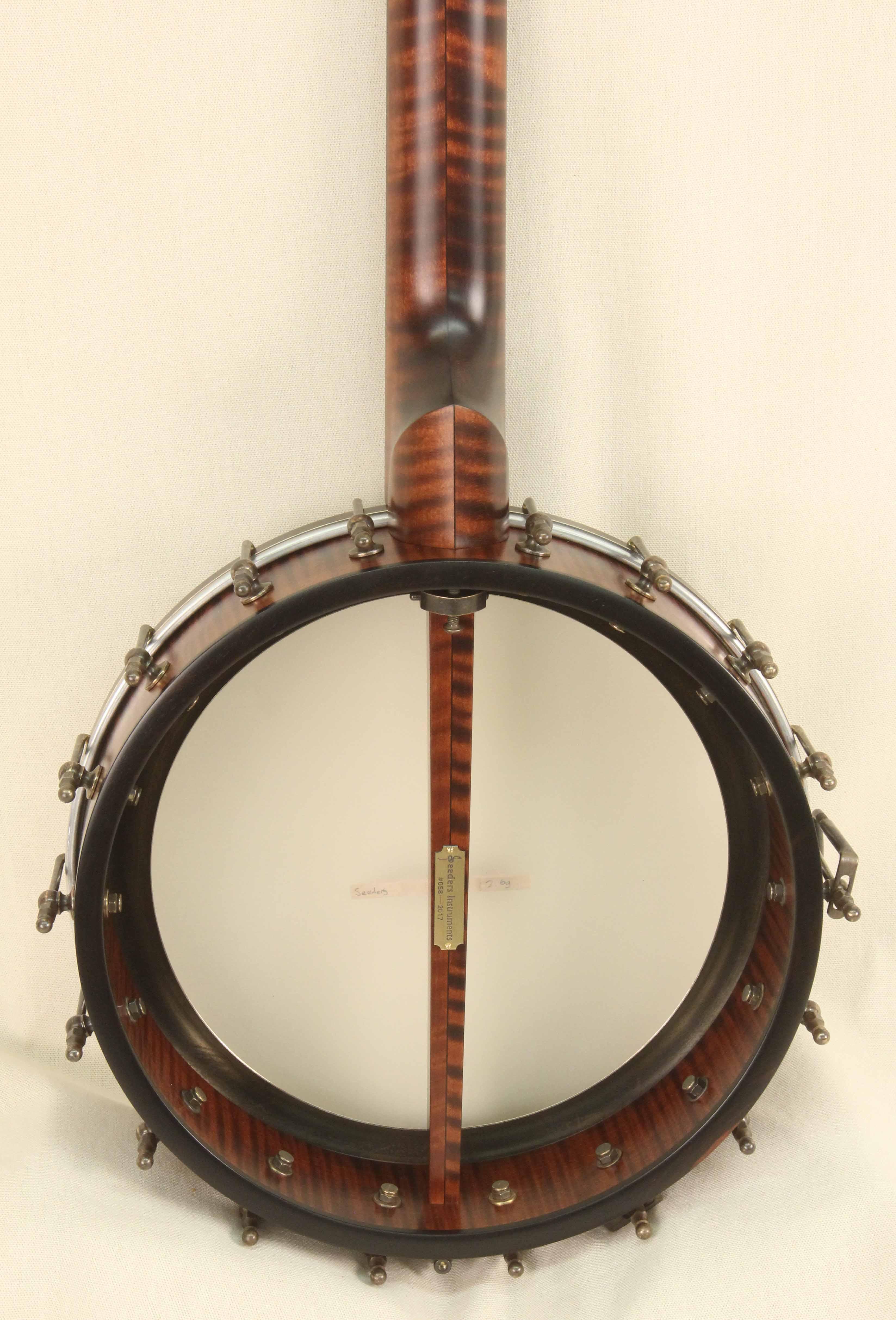 dobson banjo Archives - Seeders Instruments