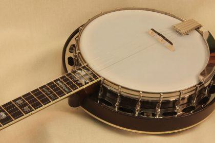 Gibson TB-2 Pyramid Tone Ring Banjo with Conversion Neck