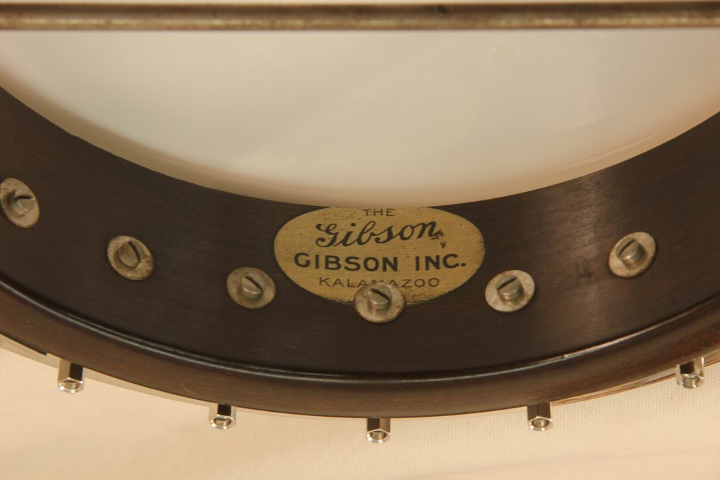 1926 Gibson TB-2 Conversion Banjo