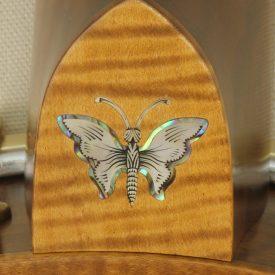 Custom inlay and engraving