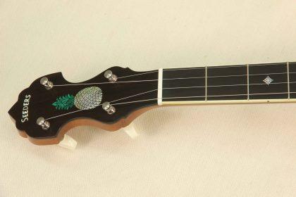 Vega Tubaphone with Custom Pineapple Neck