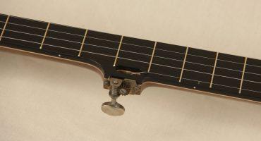 Spunover Brass Slothead Banjo